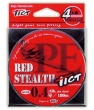 Шнур Tict Red Stealth 180m